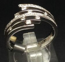 Unbranded Natural White Gold Fine Jewellery
