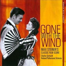 NEW Gone With the Wind: Max Steiner's Classic Film Scores (Audio CD)