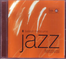 original Baileys Melbourne Jazz Festival CD 2001