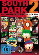 3 DVDs * SOUTH PARK - DIE KOMPLETTE 2. STAFFEL # NEU OVP +