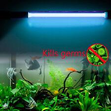 Fish Tank UV Light Sterilizer 11W Lamp for Aquarium Pond Water Treatment