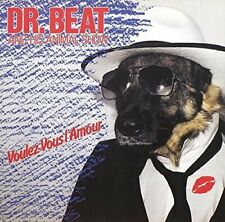 """Dr. Beat & his Animal Show + Maxi 12"""" + Voulez-vous l'amour (1986)"""