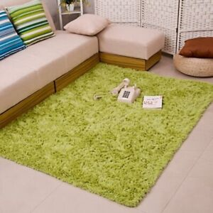 120cm*160cm Extra Large Faux Rabbit Fur Carpet Soft Living Room Bedroom Carpet