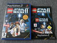 LEGO Star Wars II: The Original Trilogy (Sony PlayStation 2, 2006) - European...