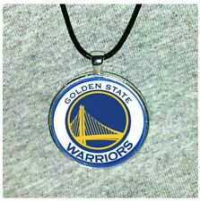 Golden State Warriors necklace