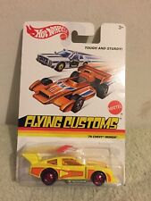 New 2012 Hot Wheels Flying Customs '76 Chevy Manza