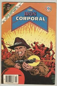 The Iron Corporal #23 October 1985 VG/FN