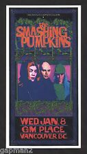 Smashing Pumpkins 1997 Infinite Sadness Tour Vancouver B.C. Masse Handbill MinT