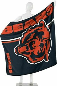 Chicago Bears - 50x60 PLUSH Blanket Restructure