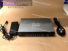 Cisco SG250-10P-K9 PoE+ Gigabit switch