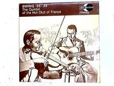 Swing '35-'39 LP Quintette Du Hot Clu 1970 Vinyl 15275