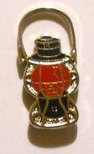 Railroad Lantern Hat Pin Train Lapel RR Cloisonne Railway