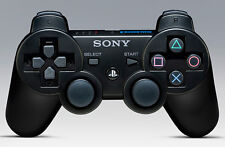 Sony PS3 Wireless Dualshock 3 Controller (Black) RB PlayStation 3 Compatible