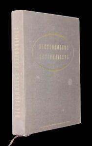 Dictionnaire Rationalist
