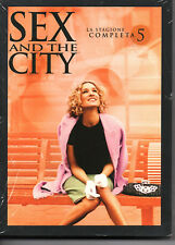 SEX AND THE CITY - STAGIONE 5  ( DVD )