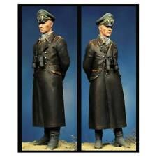 Alpine Miniatures Erwin Rommel, 1:16 scale (120mm) Kit, 16024 NIB Resin