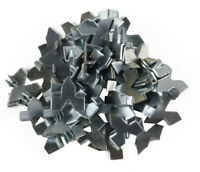 100 x PUSH POINTS GLAZING PINS - GREEN HOUSE, PICTURE FRAMES, SASH WINDOWS