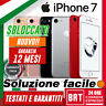 NUOVO! SMARTPHONE APPLE IPHONE 7 32GB 128GB 256GB SBLOCCATO+IN ITALIA! ORIGINALE