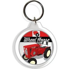 Wheel Horse Garden Farm Tractor Keychain Key Chain Ring 953 part gift art Lawn