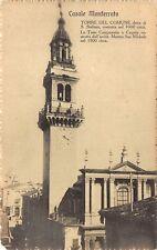 7108) CASALE MONFERRATO (ALESSANDRIA) TORRE DEL COMUNE.