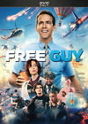 Free Guy [DVD] [2021] NEW*** PRE-ORDER SHIPS ON 10/15/2021