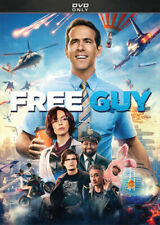 Free Guy (DVD, 2021)
