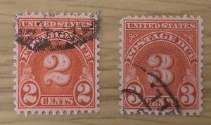 United States Sg D693/D694 F/u Cat 3.95