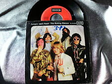 """7"""" - The Rolling Stones-Jumpin 'Jack Flash-xx580"""
