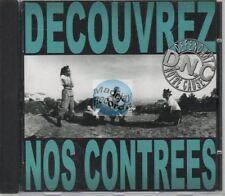 DNC Découvrez Nos Contrées CD ALBUM d.n.c.