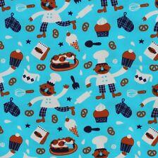 Lillestoff Bakery Fun Cake Kids 95% Organic Cotton Jersey 5% Spandex Per Metre