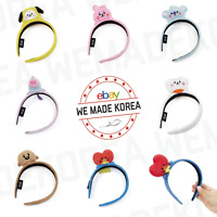 BT21 Baby Character Hairband Headband 7types Official K-POP Authentic Goods
