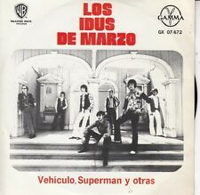"""THE IDES OF MARCH - Vehicle MEXICAN 7"""" EP 45 FREAKBEAT Killer Psych Jim Peterik"""