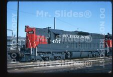 Original Slide SP Southern Pacific Clean Paint SD9 4327 In 1971