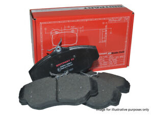 Land Rover Discovery 1 200 / 300 Tdi Front Brake pads OEM Spec SFP500160 (G)