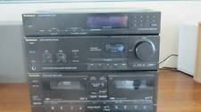 Technics Stereo Equipment