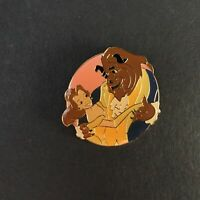 Disney Channel - 10th Anniversary Beauty and the Beast Retired Pin 1569