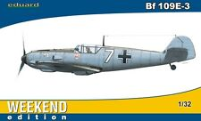 MESSERSCHMITT Bf-109 E-3 (LUFTWAFFE MKGS, BATTLE OF FRANCE PERIOD)  1/32 EDUARD