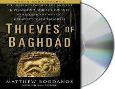 Thieves of Baghdad (5CD) a marine's story of recovering stolen artifacts in Iraq