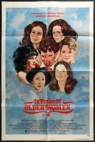 IN SEARCH OF OLDER WOMAN Karen Black  Original 1978 1-SHEET MOVIE POSTER