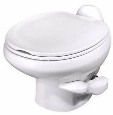 RV Thetford 42061 Aqua Magic Style II Low Profile White RV Toilet Porcelain w Sp