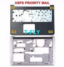 New DELL INSPIRON 15-5547 5548 5545 Upper Palmrest Case & Bottom Base US Seller
