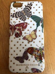 Mackenzie-Childs Butterfly Garden iPhone 5/5S Case