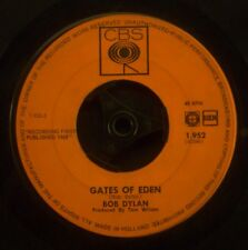 "7 "" Bob Dylan - like a Rolling Stone/ Gates of Eden"