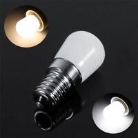 1x 220V 3W E14 Éclairage du congélateur SMD2835 Ampoule LED 2Colors