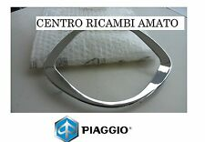 CORNICE STRUMENTAZIONE LIBERTY CROMATA PER PIAGGIO LIBERTY RST PTT 125 2005-2011