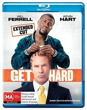 Get Hard (Blu-ray) Comedy, Crime, Will Ferrell, Kevin Hart