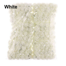 144Pcs 2cm Mini Foam Rose Artificial Flower Bouquet Wedding Decoration Scrapbook