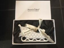 NEW AUTHENTIC PANDORA SLEIGH ORNAMENT #P01047 BRAND NEW IN BOX HOILDAY