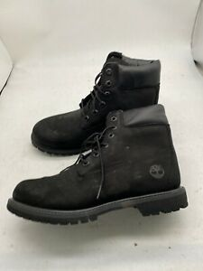 Timberland 6-Inch Premium Waterproof 8658A Boots, Women's Size 8.5 Y521