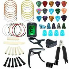Bosunny 60 PCS Guitar Accessories Kit Including Guitar Picks,Capo,Tuner,Acoustic
